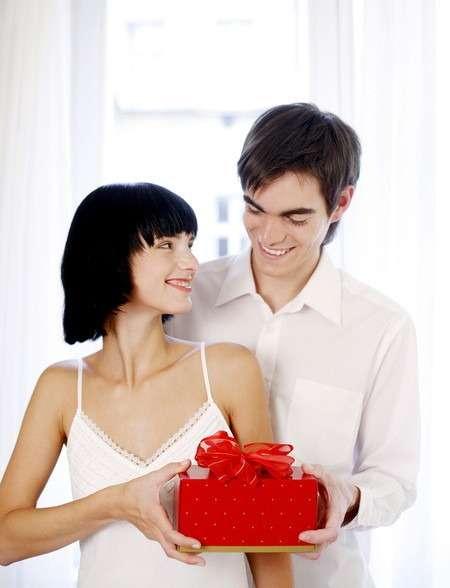 Пять языков любви - Подарки
