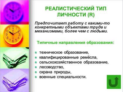 презентация Выбор профессии