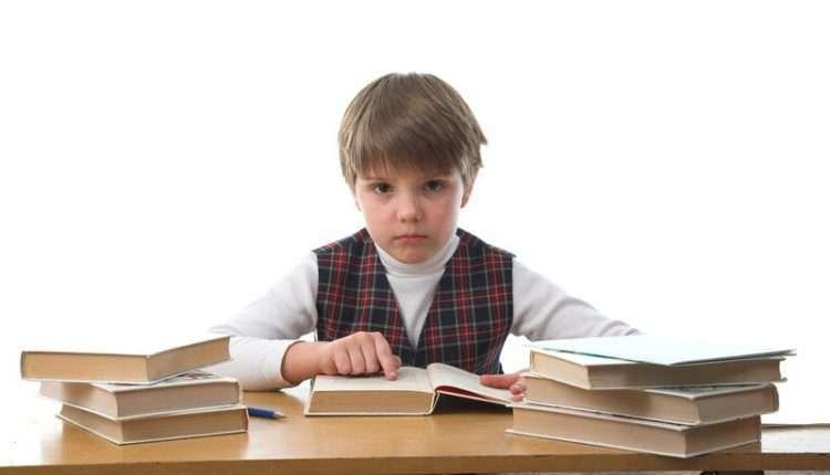 Бланк для диагностики школьной тревожности