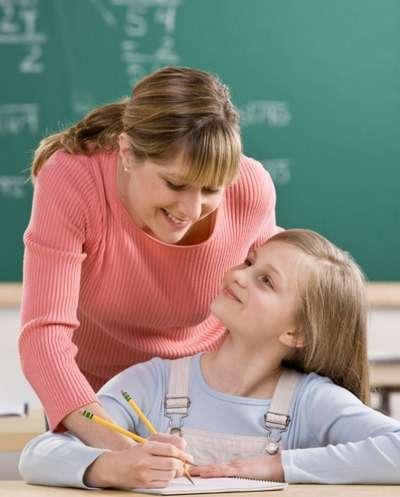 Учитель гордится учеником
