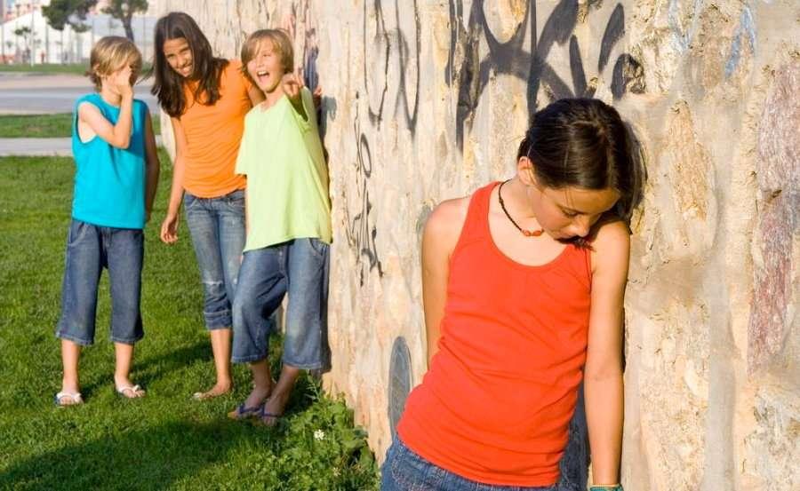 Буллинг - издевательства в школе