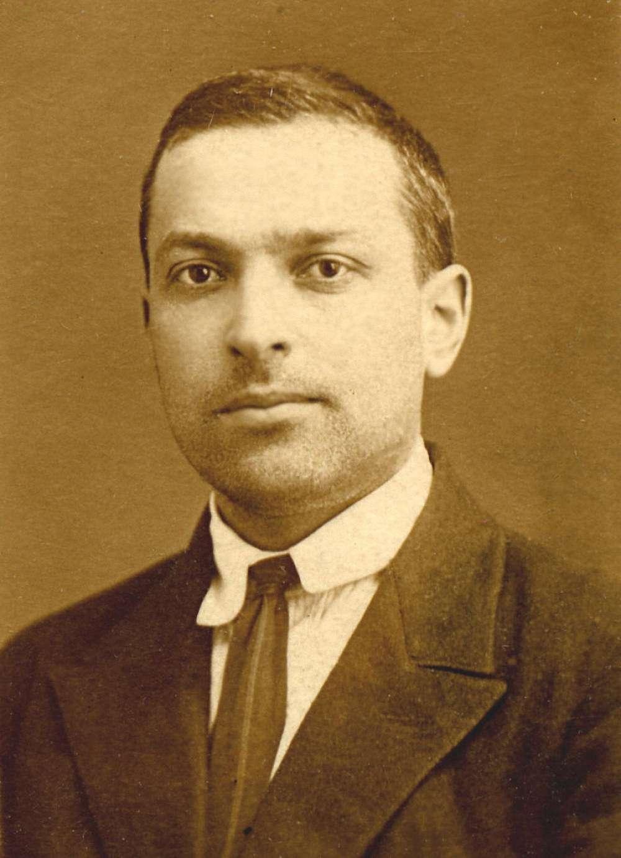 Лев Семенович Выготский (1896—1934)