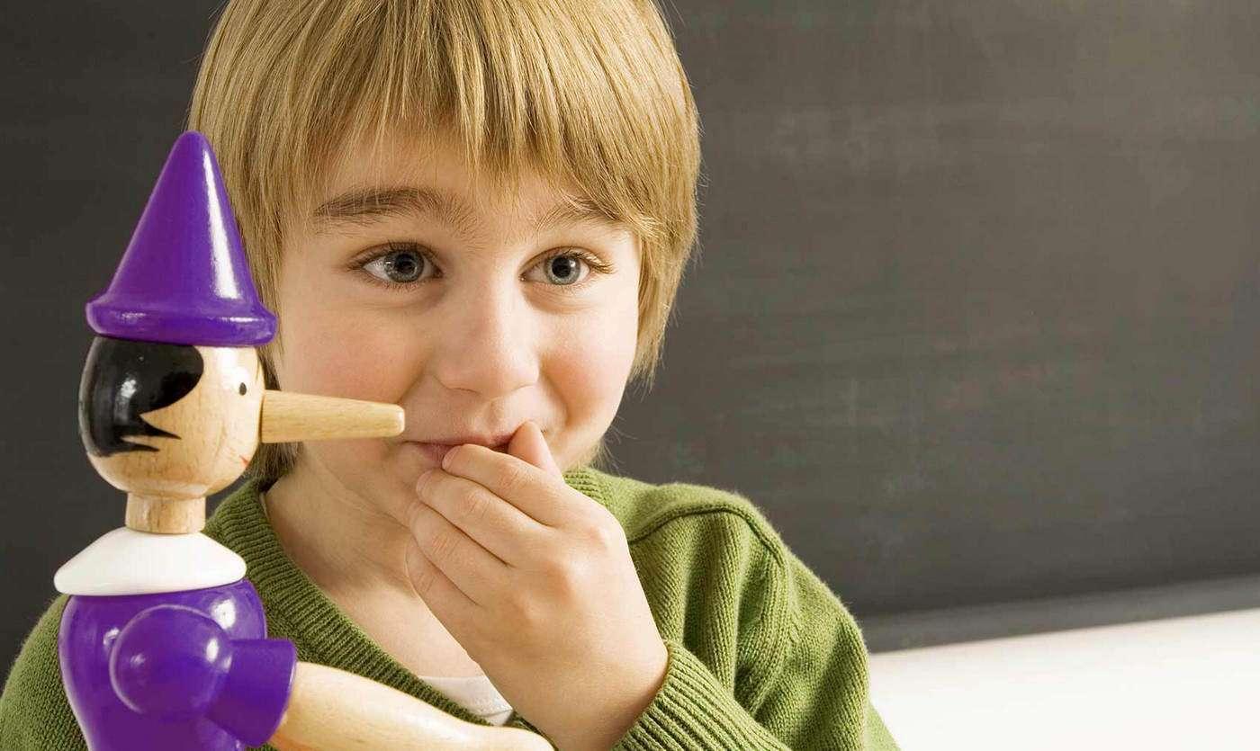 Проблемы в воспитании – Если ваш ребёнок вам лжёт