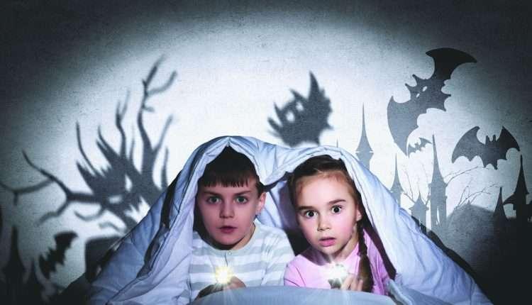 дети боятся