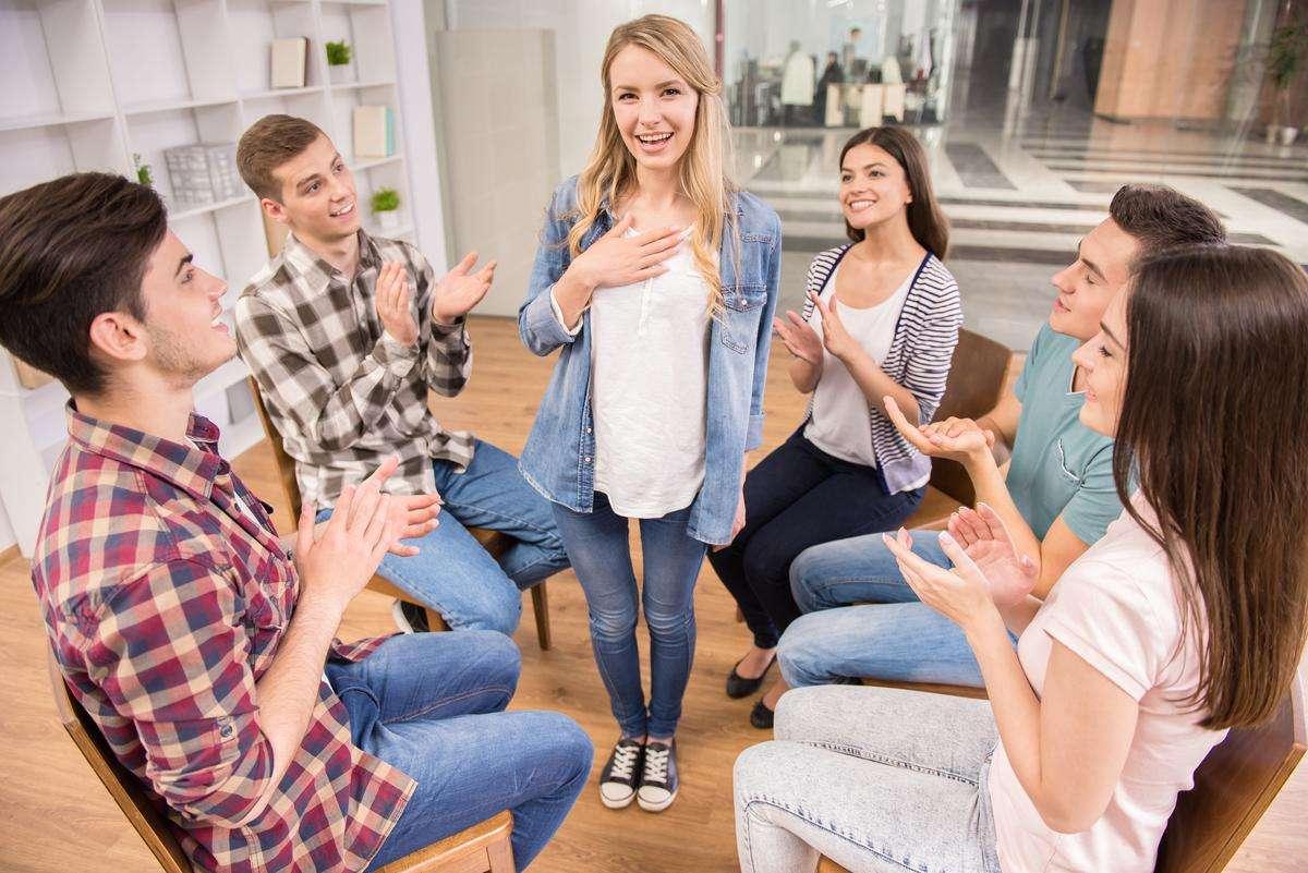 Психологический тренинг с подростками