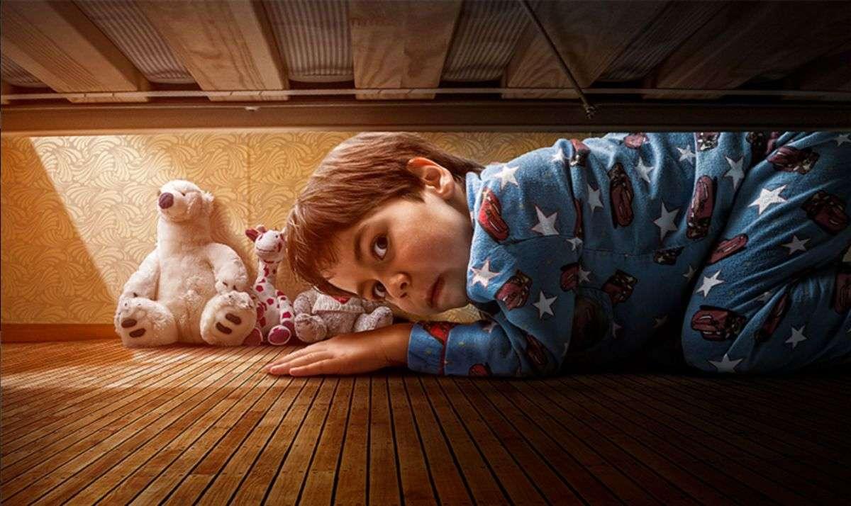 Картинки страха дети