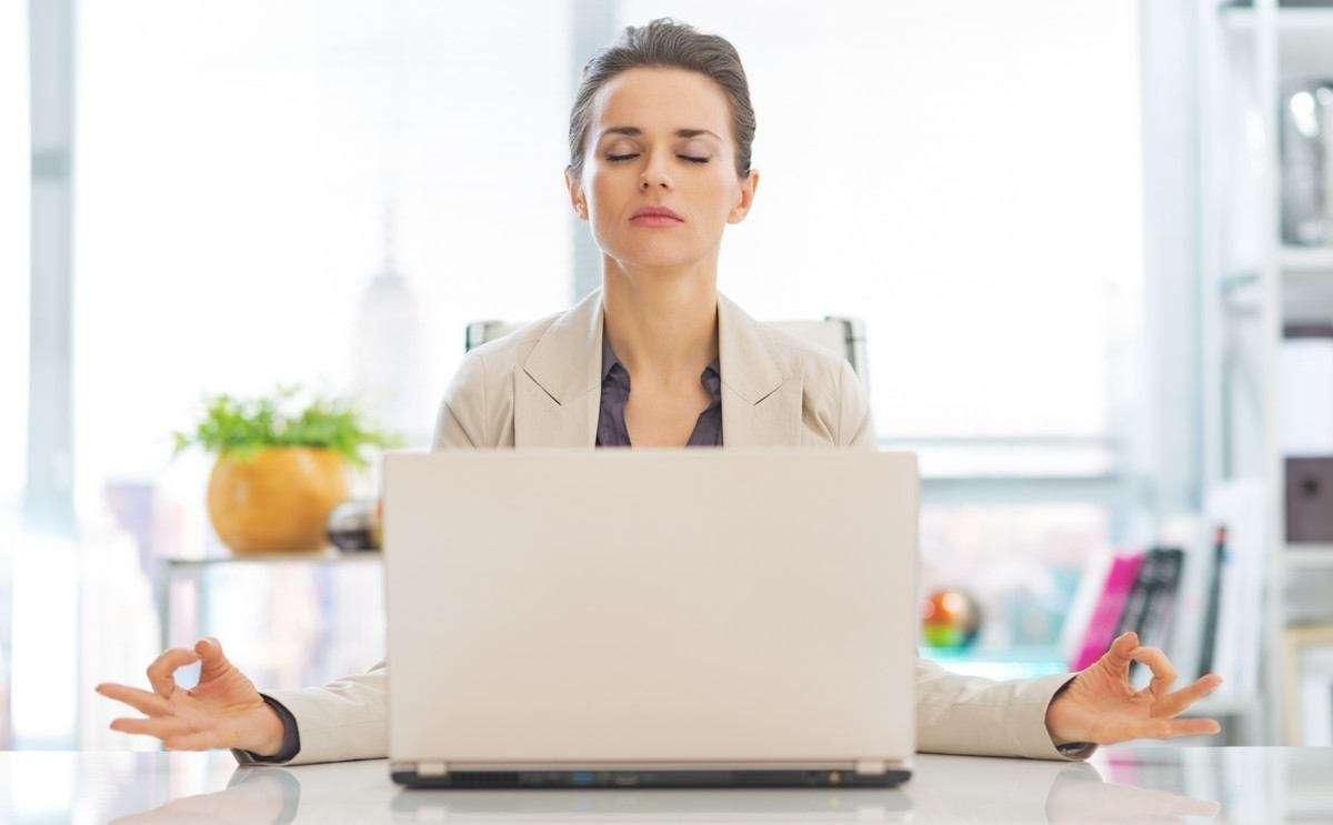 Медитация на рабочем месте