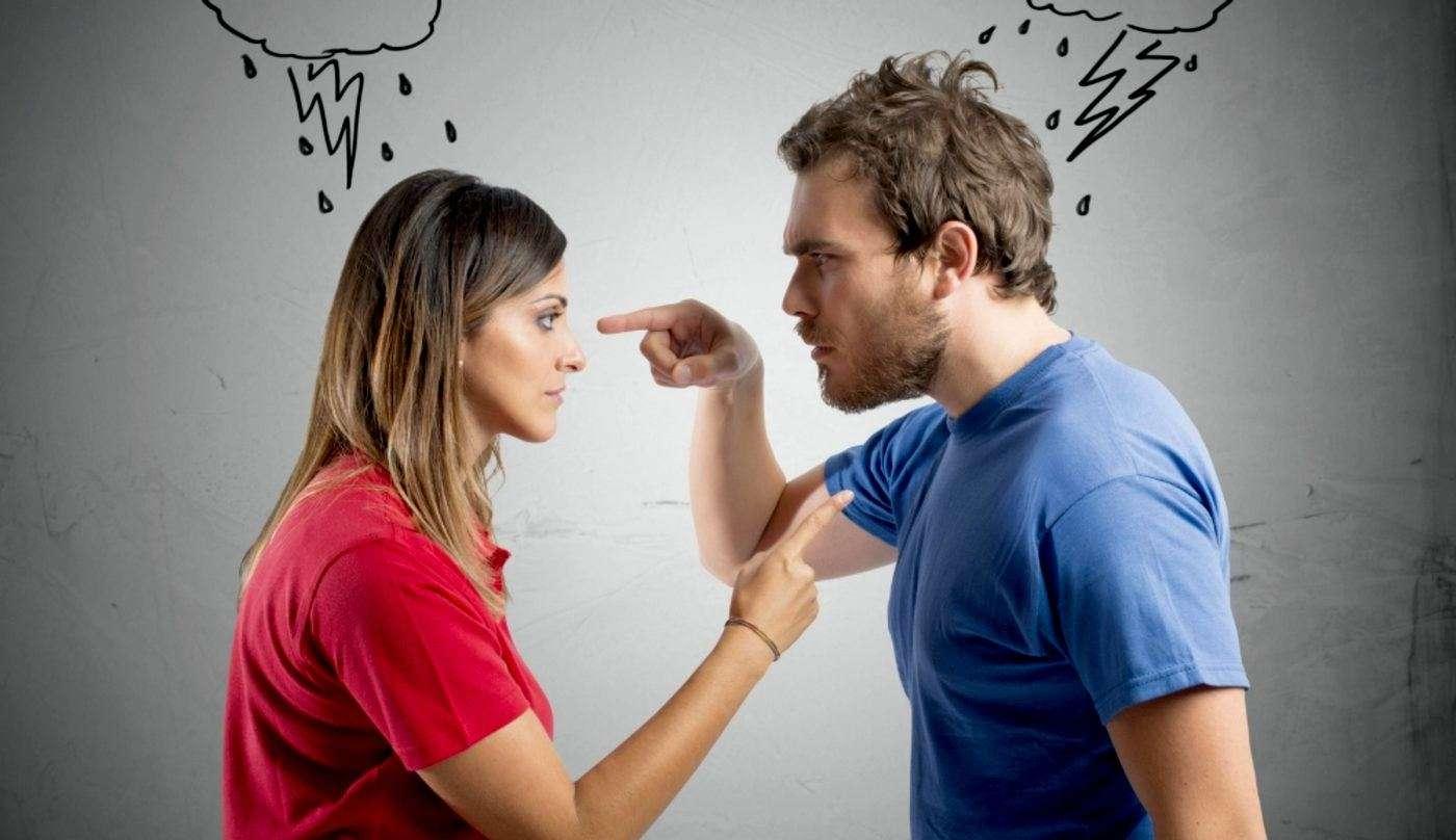 Агрессивный стиль общения в конфликтной ситуации