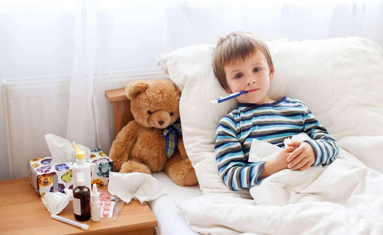 Психосоматические причины детских болезней