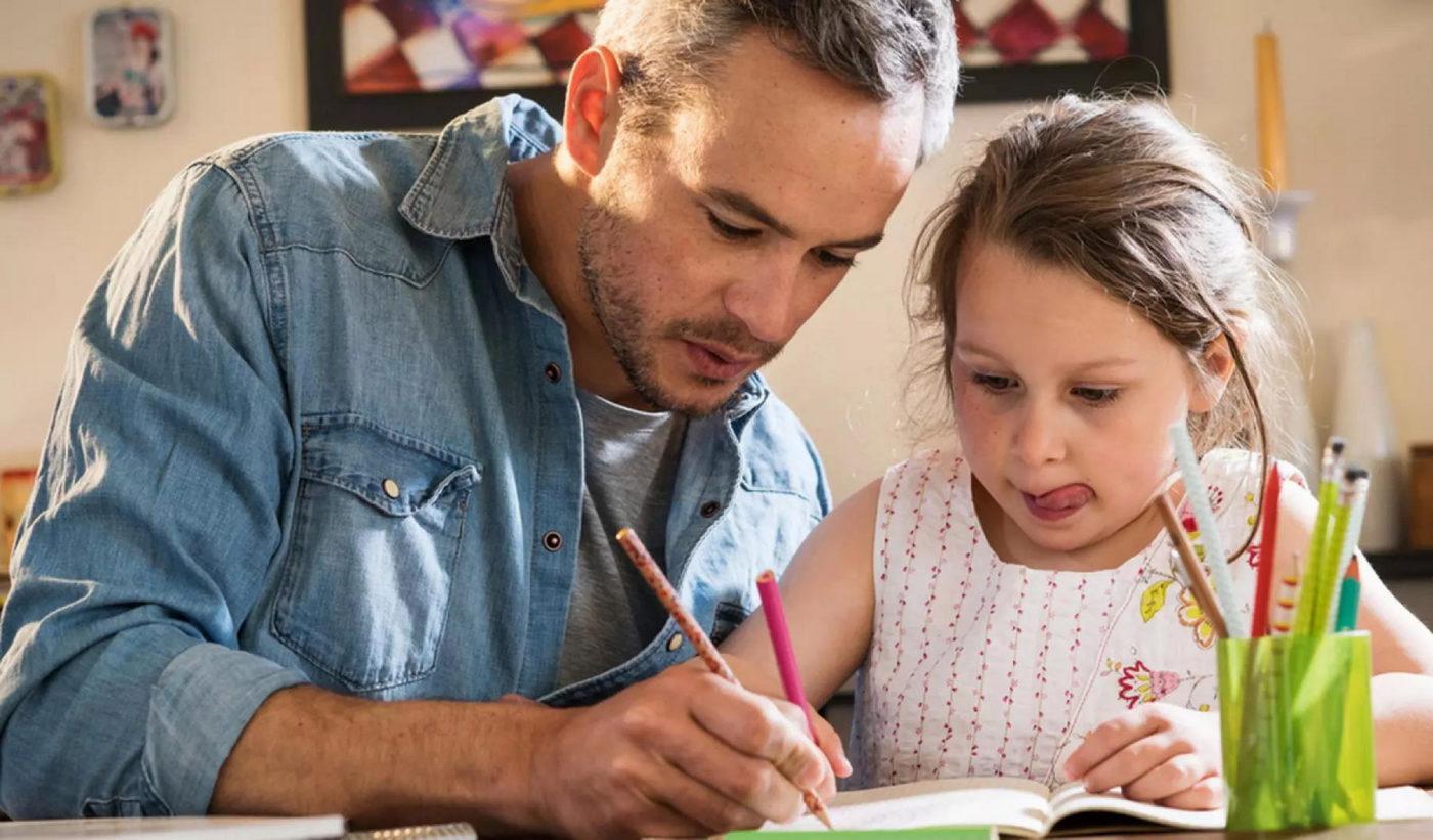 Как помочь первокласснику справляться с домашним заданием