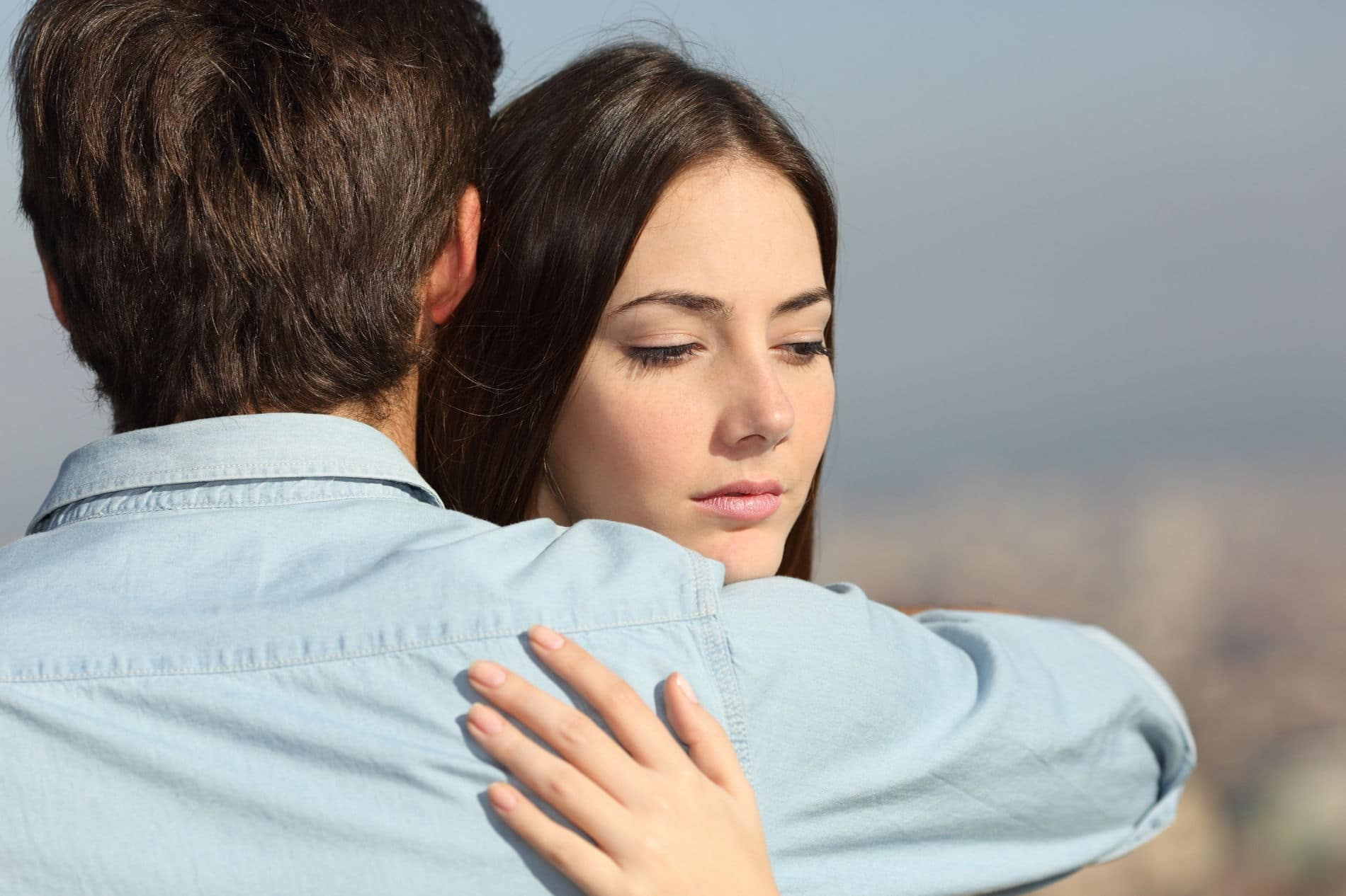 Уход в новые романтические отношения
