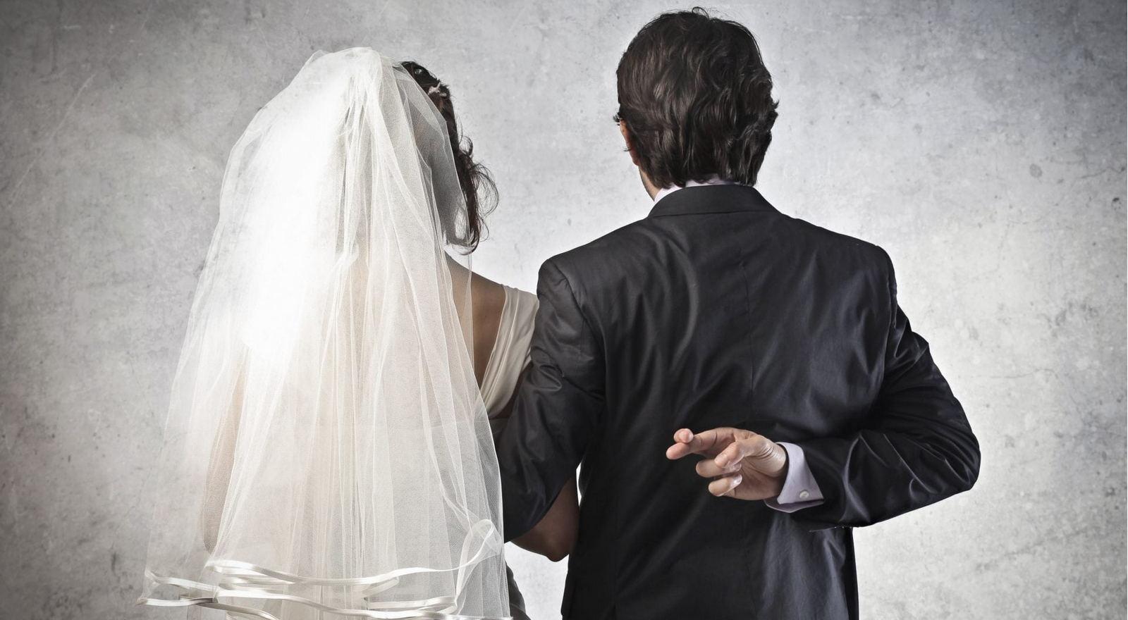 Почему мы вступаем в брак с неподходящими людьми