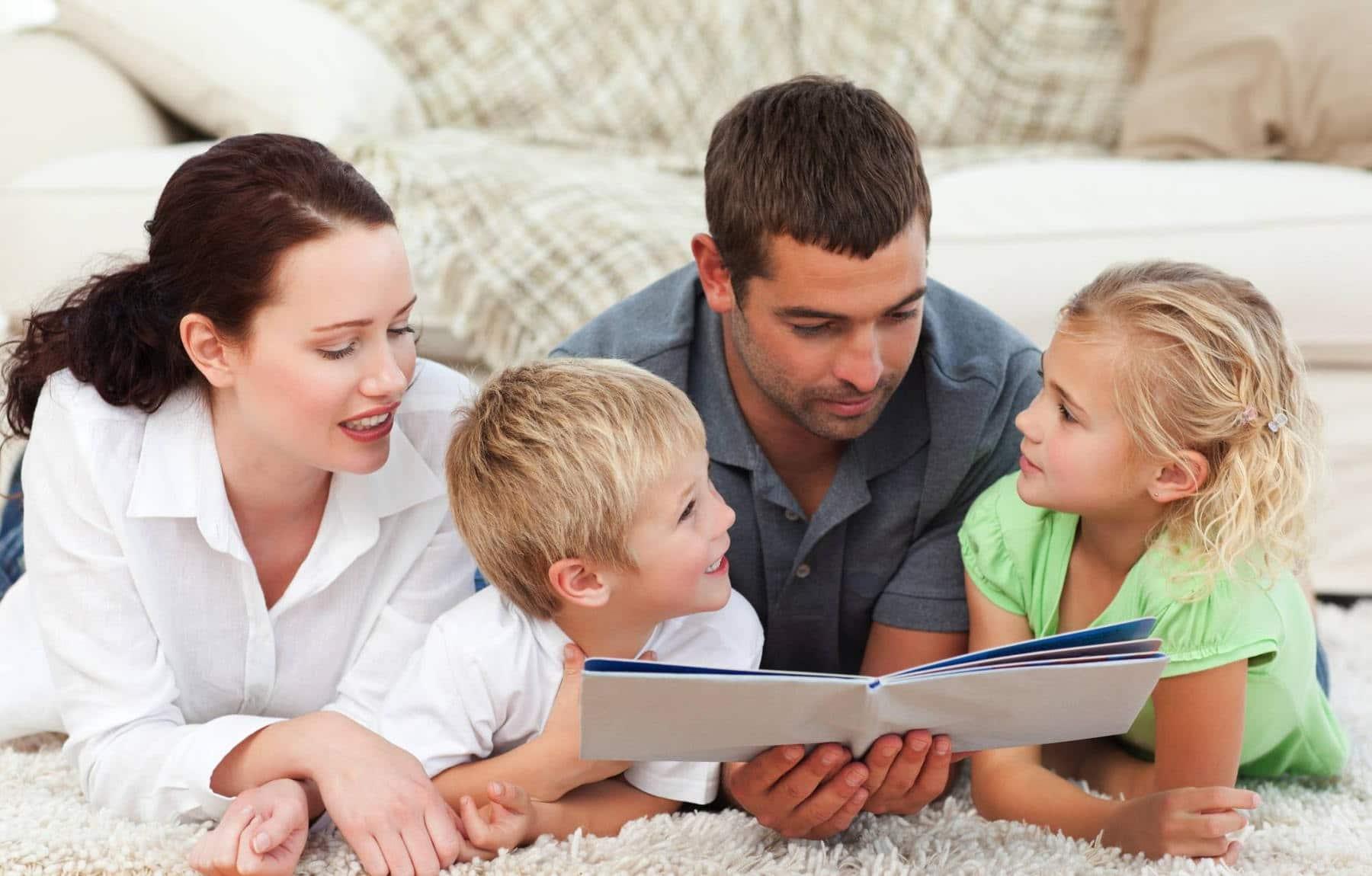 Как вырастить доброго и уверенного в себе ребенка?