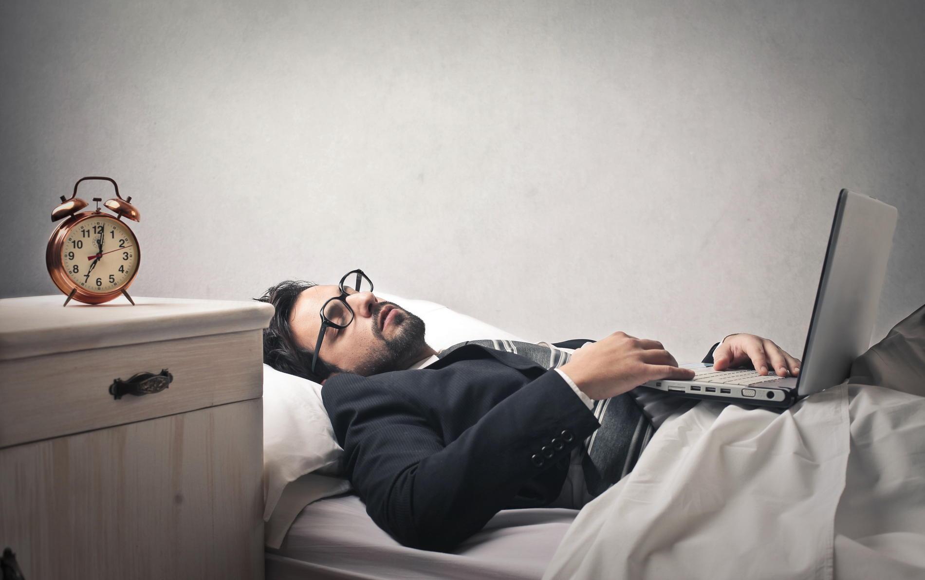 Прокрастинация сна